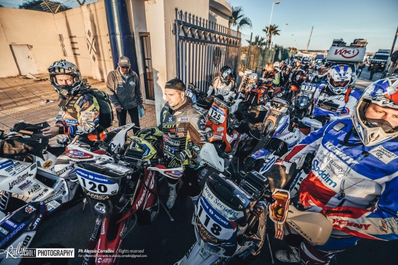 Africa Race Motos Stage 1