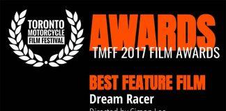 Australian Documentary Film Dream Racer Wins 9th Award
