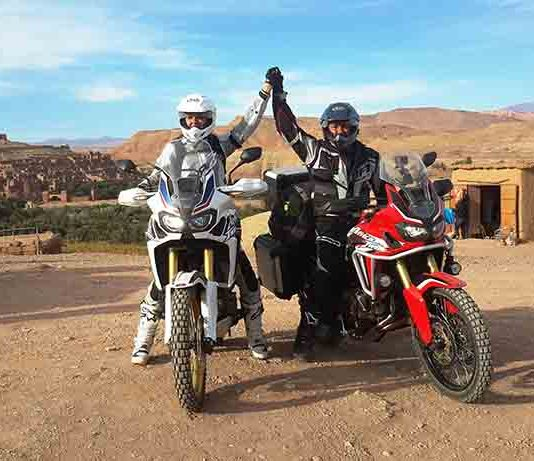 Adventure Rider Radio - Riding Morocco: Chasing the Dakar on Honda Africa Twin