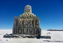Dakar Rally in Bolivia