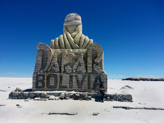 Dakar Rally in Bolivia