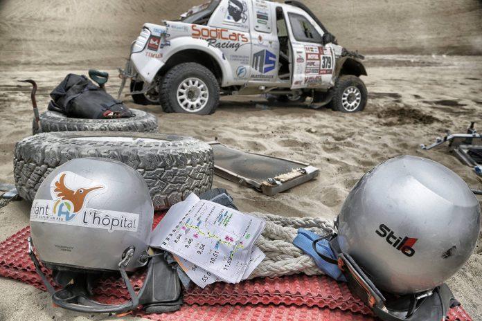 Dakar Rally Navigation