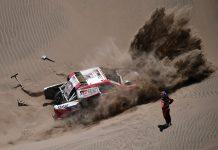 Dakar Rally Strategy