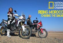 Riding Morocco: Chasing the Dakar on Honda Africa Twin