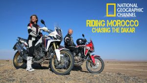 National Geographic - Riding Morocco: Chasing the Dakar with Christophe Barriere-Varju (Dream Racer)