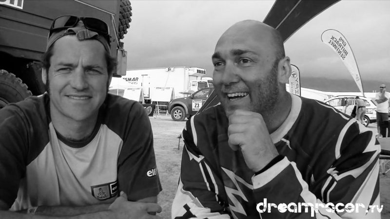 Dakar Rally Film