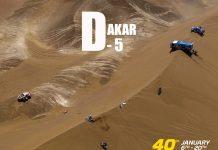 40th Edition of the Dakar Rally