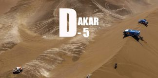 40th Edition of the Dakar Rally