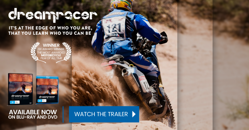 Dream Racer (Dakar Rally Film)