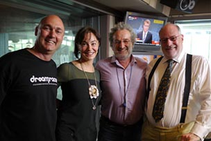 Jon Faine, ABC Radio