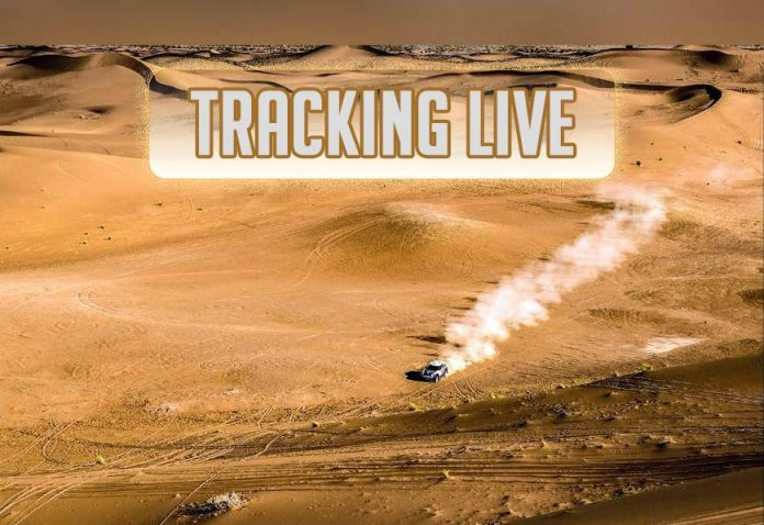 Tracking the Africa Race