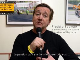 VIDEO Freddie Spencer Closing Words