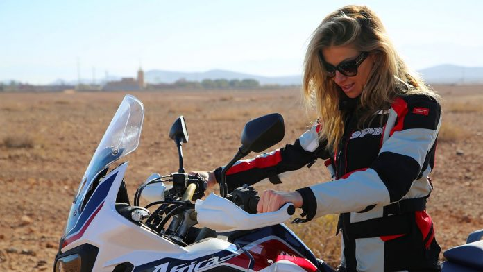 Riding Morocco: Chasing the Dakar on Honda Africa Twin