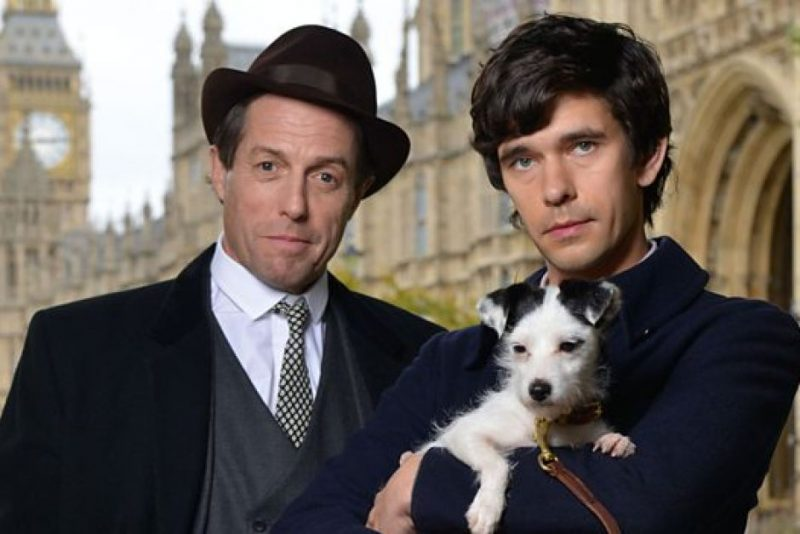 A Very English Scandal with Hugh Grant and Ben Whislaw