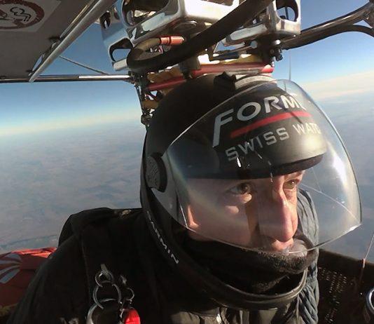 Marc Hauser - Jetstream Superman