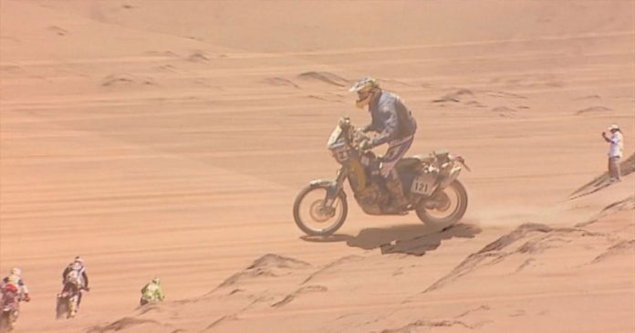 how to ride a motorcycle off-road