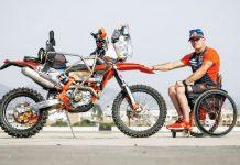 Nicola Dutto (IT) - Dakar Rally 2019