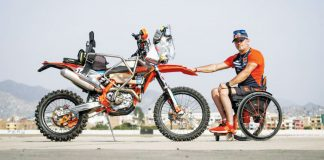 Nicola Dutto (IT) - Dakar Rally 2019
