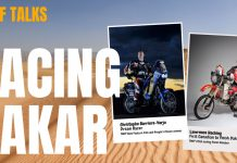 how to race the dakar rally