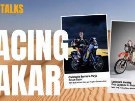 how to race the dakar rally