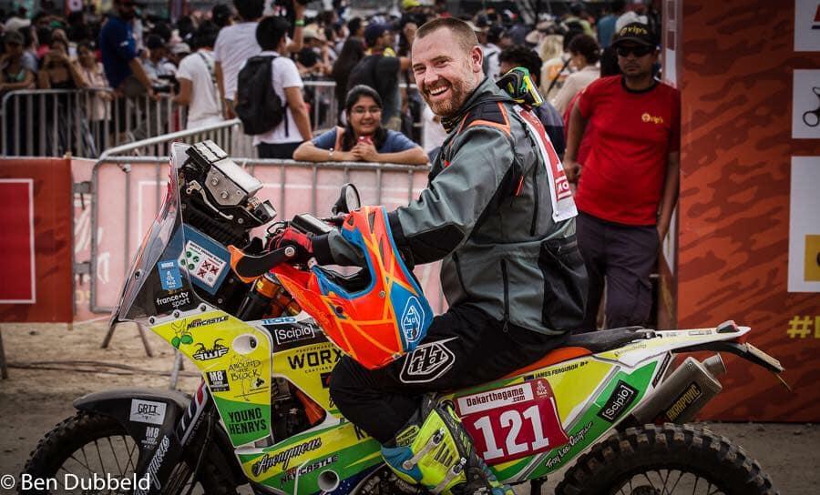 James Ferguson | 2019 Dakar Rally