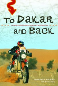 To Dakar and Back, Lawrence Hacking