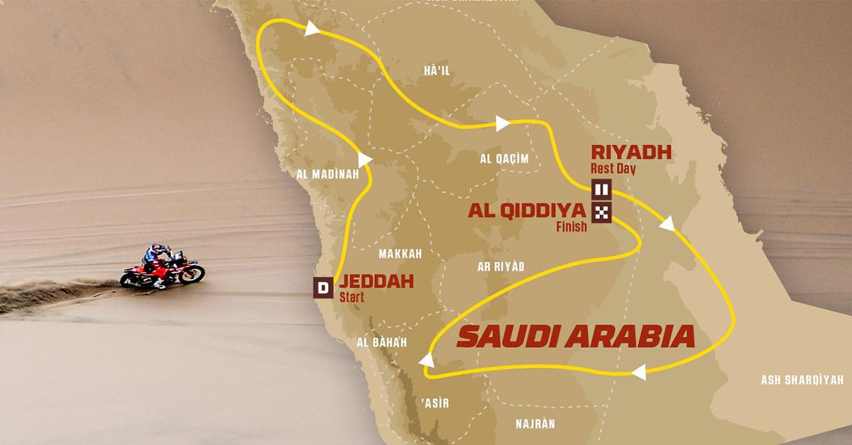 dakar-rally-route-2020-map