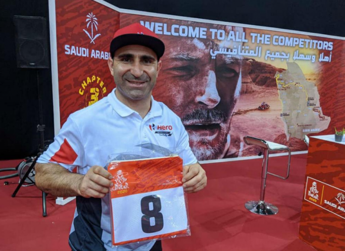Portuguese Racer, Paulo Gonçalves dies in the 2020 Dakar Rally