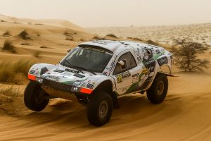 africa eco race - racing car