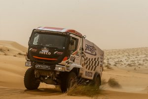 africa eco race - racing truck