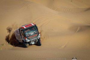 africa race truck
