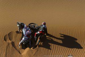 monaco to dakar rally africa race stage 2
