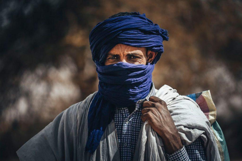 africa race tuareg mauritania
